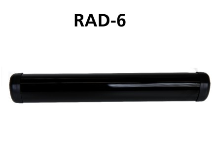 RAD 6-RAD 26 Active safety sensor for swing doors